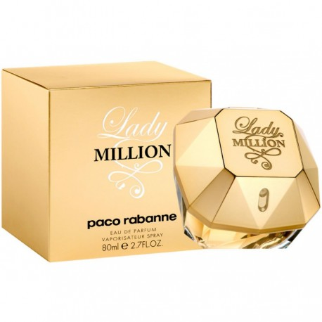 Lady Million One Million Para Mujer Perfumes Paco Rabanne