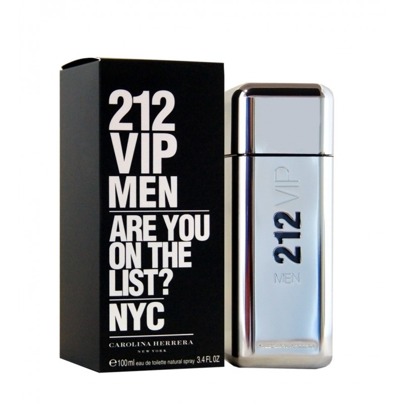 212 Vip Men Perfumes Para Hombres Perfumes Originales