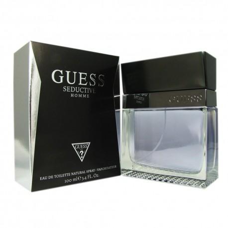 4bb74bba1980fa Inicio > Perfumes de Hombre>Guess Seductive Homme. Precio reducido Guess  Seductive Homme